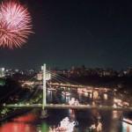 大阪天神祭2015の開催日程・アクセス・交通規制情報まとめ