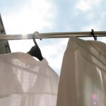 UNIQLOのリネンシャツを自宅でサクッと洗濯する方法