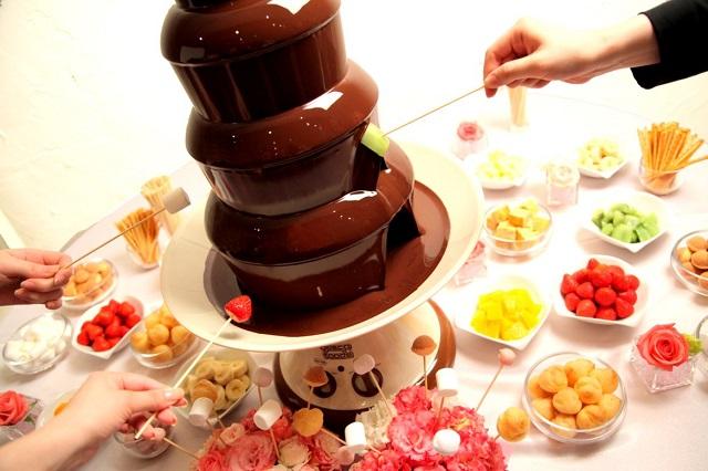 【全66種類】チョコレートフォンデュのおすすめ具材まとめ