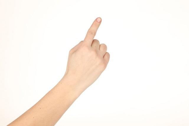 骨折 の と 違い 突き指